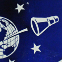 Image of a detail of an Alan B. Shepard Jr. Highway sign dated around 1961