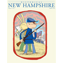 Cover of the spring 2018 issue of Historical New Hampshire.